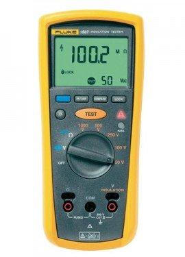 Fluke 1507 Insulation Resistance Tester, 50 to 1000 V-