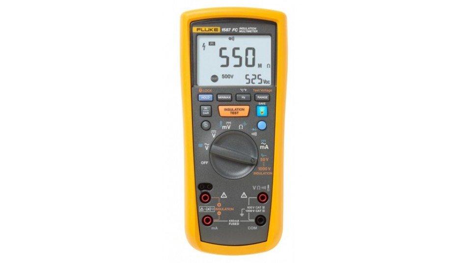 Fluke 1587FC Insulation Multimeter-