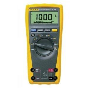 Fluke 179 True RMS Digital Multimeter with built-in thermometer-