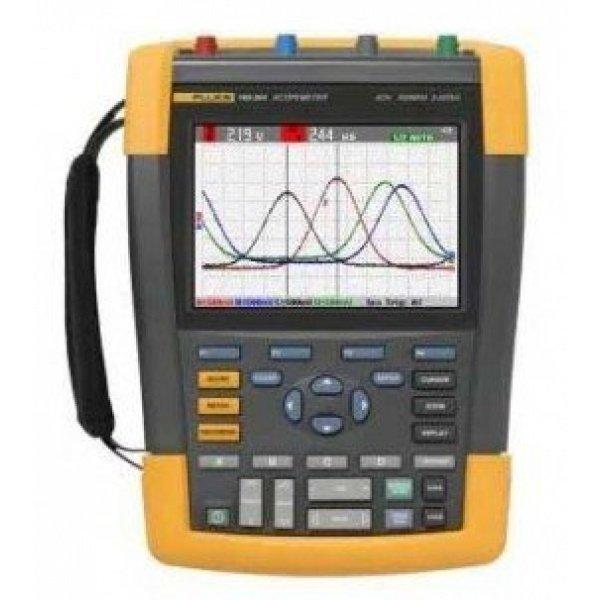 Fluke 190-504/UN/S ScopeMeter Test Tool, 500MHz, SCC-