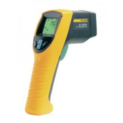 Fluke 561 HVAC/R Infrared and Contact Thermometer