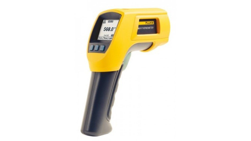 Fluke 568 Contact and Infrared Temperature Thermometer-