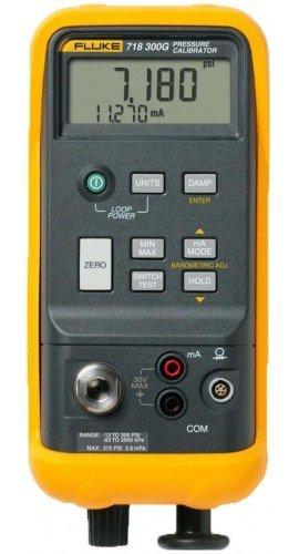 Fluke 718-300G Pressure Calibrator, 12 PSI to 300 PSI-