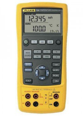 Fluke 724 Temperature Calibrator-