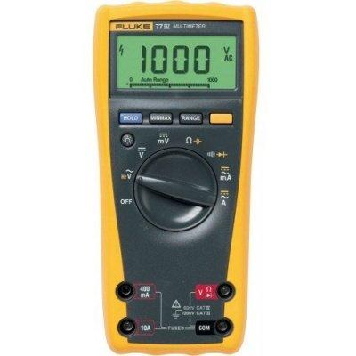 Fluke 77-4 Industrial Multimeter, 1000V