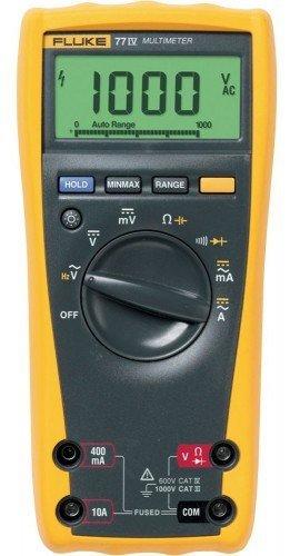 Fluke 77-4 Industrial Multimeter, 1000V-