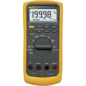 Fluke 87V True RMS Industrial Multimeter with temperature-