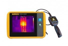 Fluke PTI120-KIT Pocket Thermal Imager Kit - Includes the R8500 Video Inspection Camera for FREE-