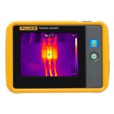 Fluke PTI120-9HZ Pocket Thermal Imager, 120 x 90, 9 Hz