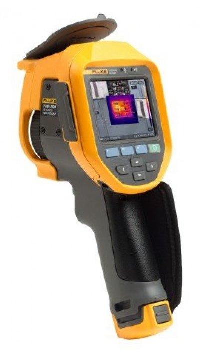 Fluke Ti401-PRO Infrared Camera, 640 x 480, 60 Hz-