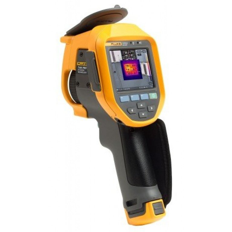 Fluke Ti401-PRO Infrared Camera, 640 x 480, 60 Hz