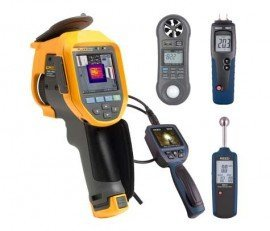 Fluke TI401-PRO-KIT Infrared Camera Kit - Includes FREE Products with Purchase-