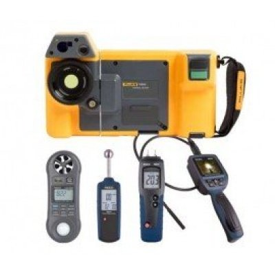Fluke TIX501-KIT Infrared Camera Kit - Includes FREE Products with Purchase