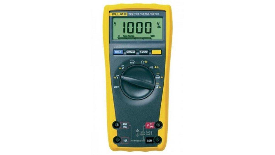 Fluke 175 True RMS Digital Multimeter-