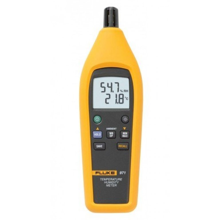 Fluke 971 Dual Display Temperature Humidity Meter